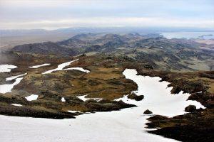 Hiking in Iceland - Þingvellir
