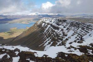Iceland hiking - Akrafjall and Akranes