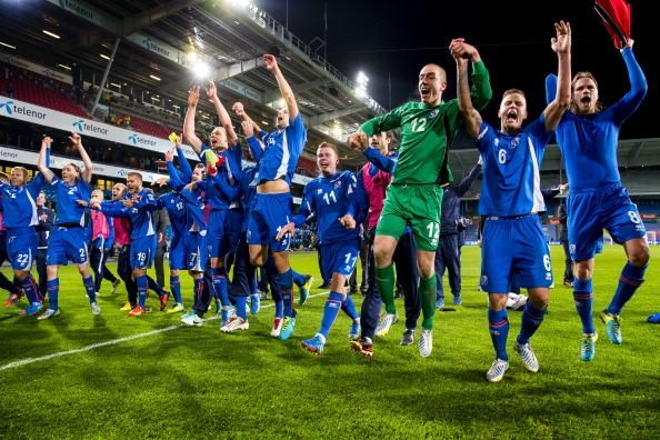 Iceland National Football Team - World Cup 2018 Qualifications