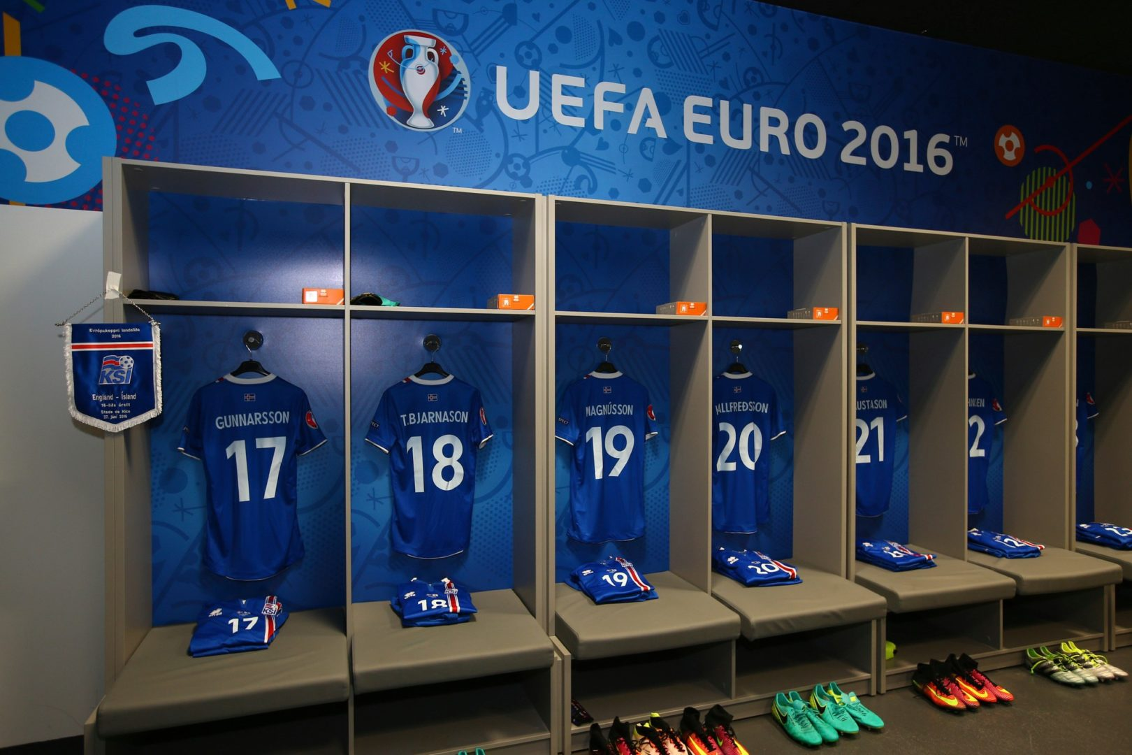 Iceland's Rise as a Football Nation Euro 2016 - Historical Event