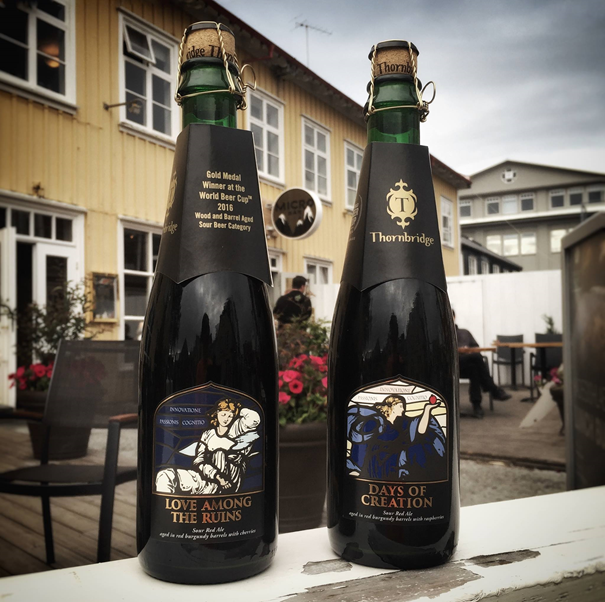 Micro bar - Reykjavik brewery