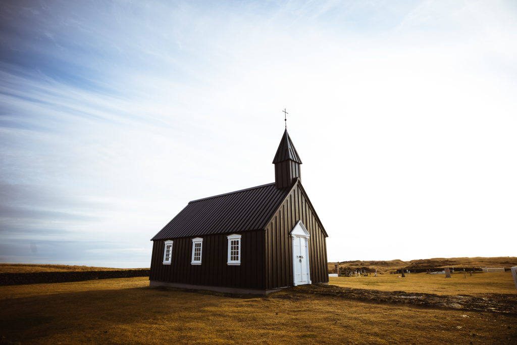 Búðir Church - Church In Iceland - Snæfellsnes Peninsula Tour