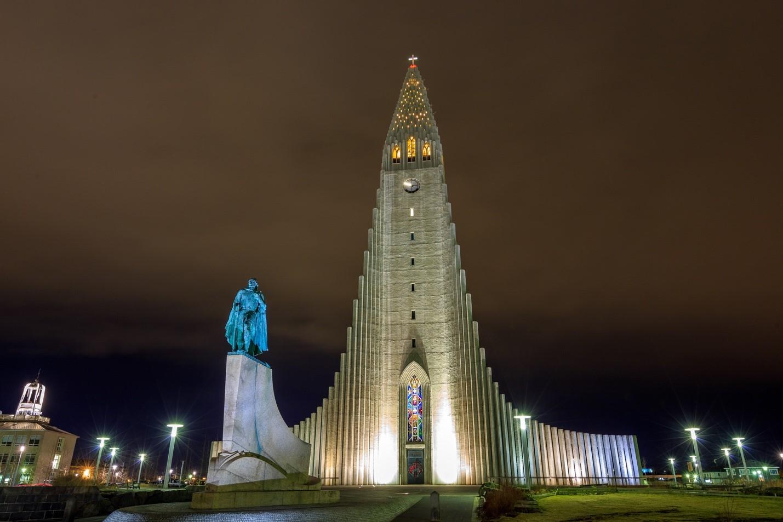 Hallgrímskirkja Iceland - Religion in Iceland
