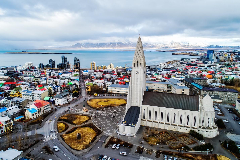 Visit Reykjavík - Hallgrimskirkja Church Reykjavik Iceland