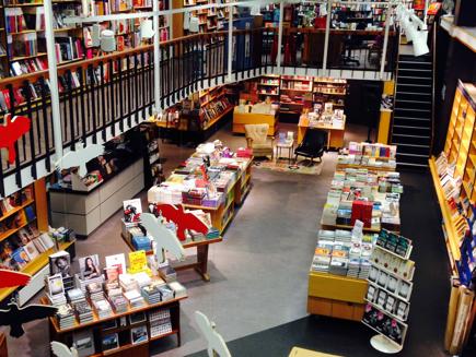 mál og menning - bookstores in Reykjavik