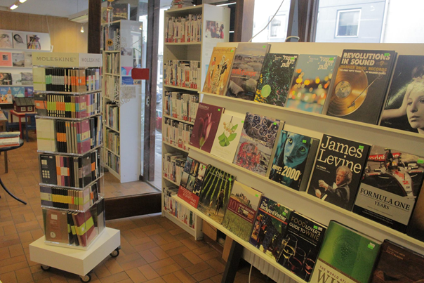 Things to do in Reykjavik - book stores in reykjavik