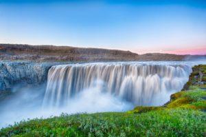 Iceland Waterfalls - Golden Circle Waterfall