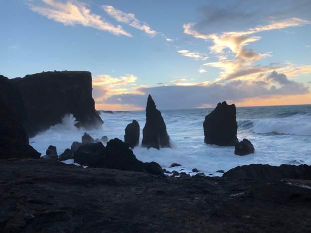 Reykjanes peninsula - iceland hot springs