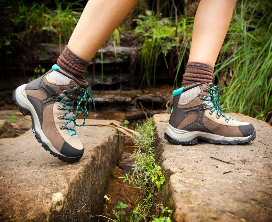 Pack hiking shoes or hiking boots when visiting Iceland