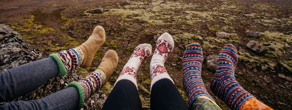 What to wear in Iceland in Winter - Weather can change quickly