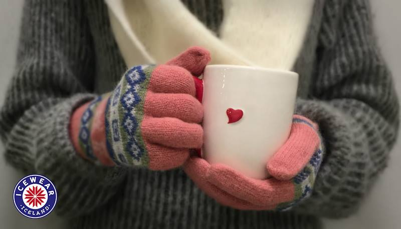 Mitten comes in handy when travelling to Iceland