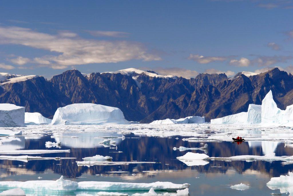 Polar Bears and Glaciers