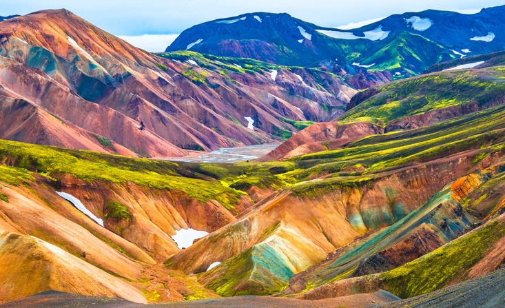 Things to do in Iceland in July - Hiking Tour