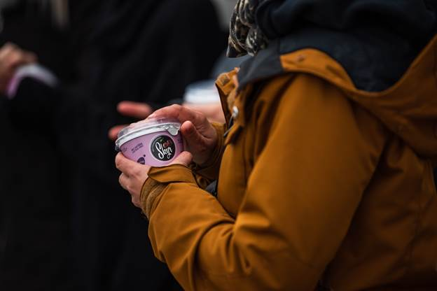 skyr - icelandic yogurt