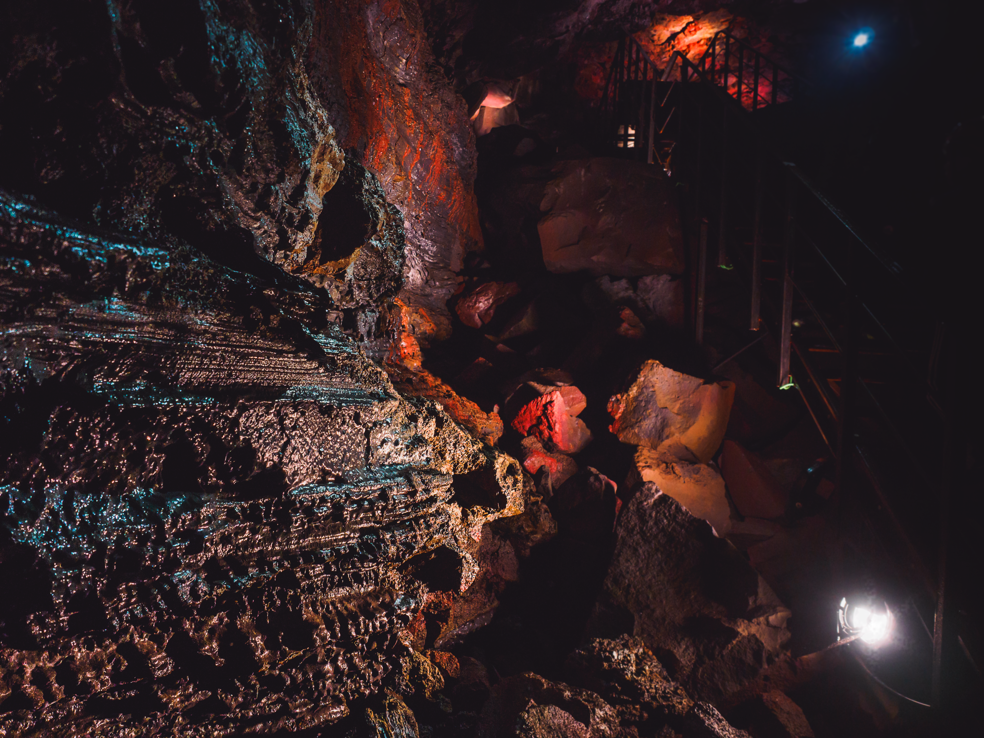 Things to do in Iceland in July - Caving in Iceland
