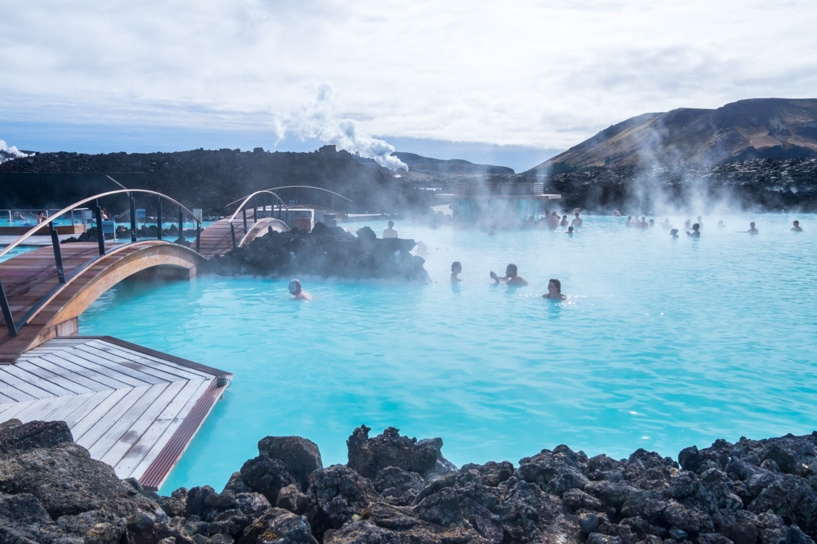The Blue Lagoon - What do to in Iceland in December