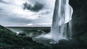 Seljandsfoss Waterfall - Iceland South Coast Tour
