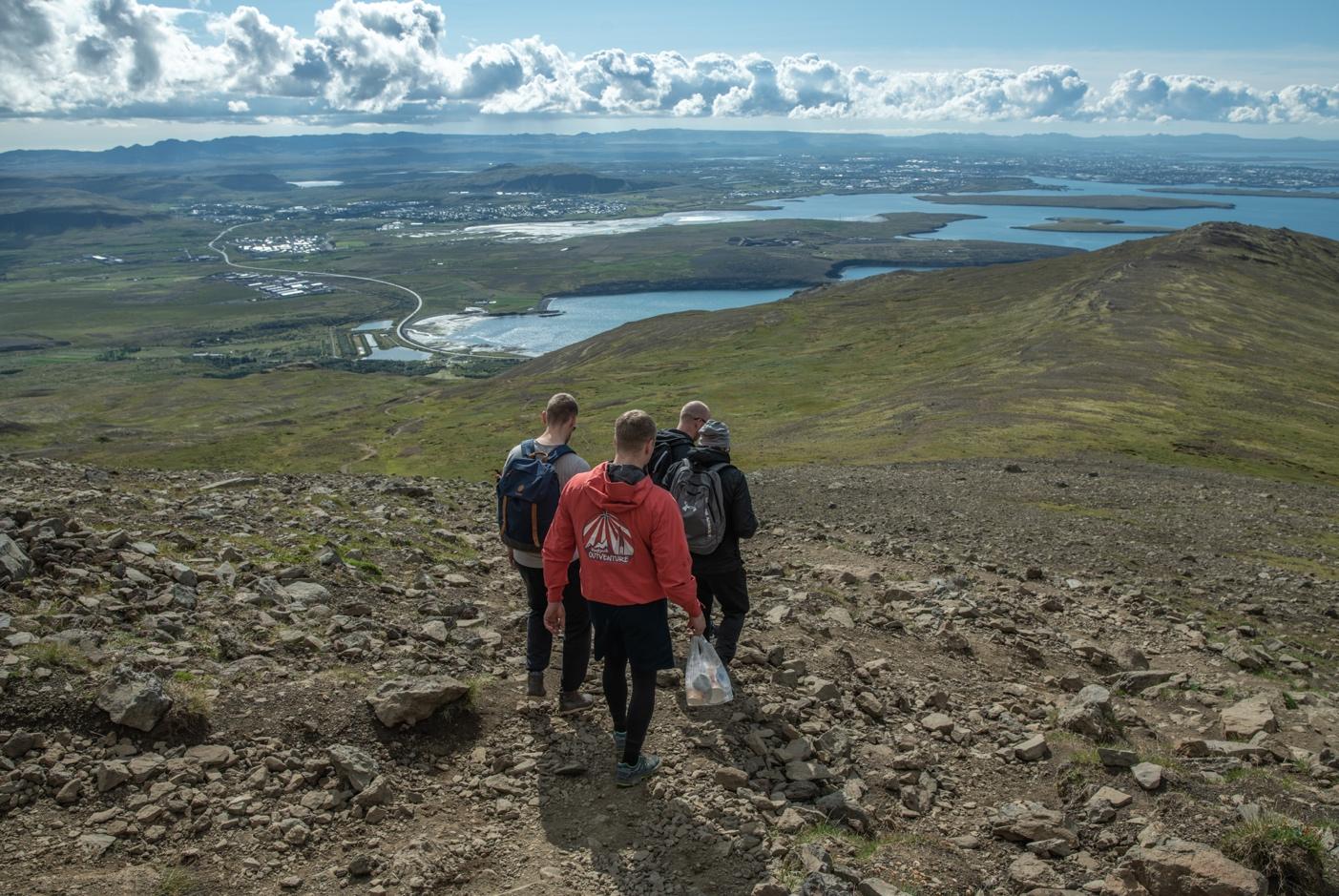 Mount Esja Hike Iceland - Mt. Esja Hike Iceland