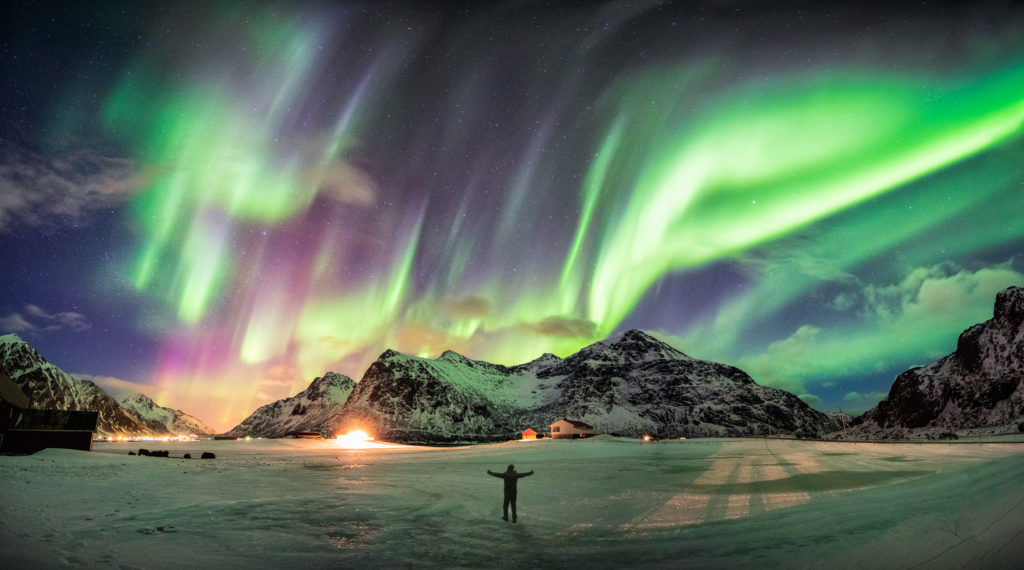 Northern light Tour Iceland