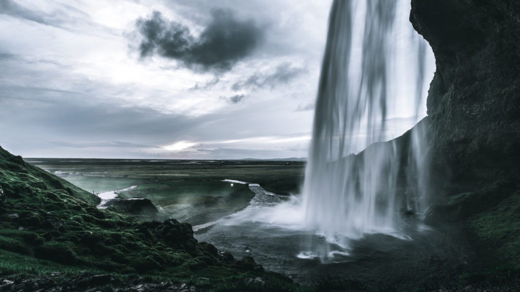 Seljalandafoss Waterfall - Iceland South Coast Tour