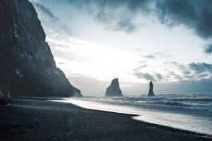 Reynisfjara Black Beach - South Coast Iceland