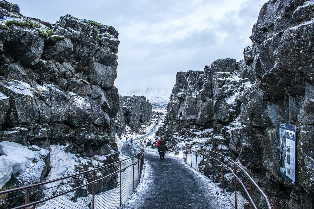 Golden Circle Tour - Thingvellir Iceland