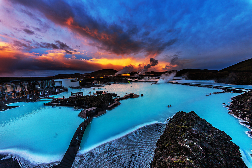 Private Reykjanes Peninsula Tour with Blue lagoon