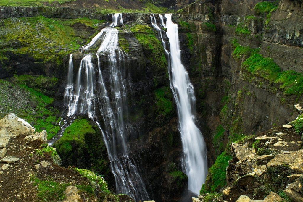 Glymur Iceland - Glymur Waterfall Hike