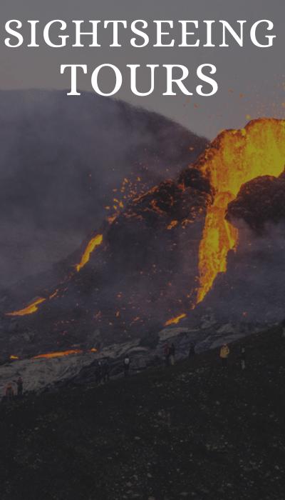 Volcano Erutption Geldingadalir